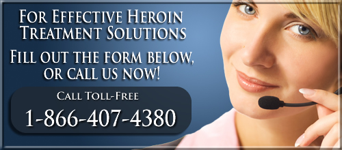 Symptoms of Heroin Use
